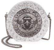 Balmain CCrossbody Disco Circle Bag