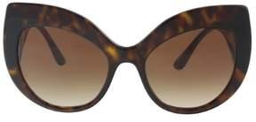 Dolce & Gabbana DG4321 Sunglasses Dark Havana