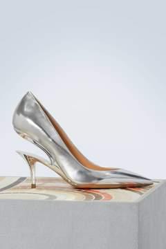 Maison Margiela Cut-out heel pumps