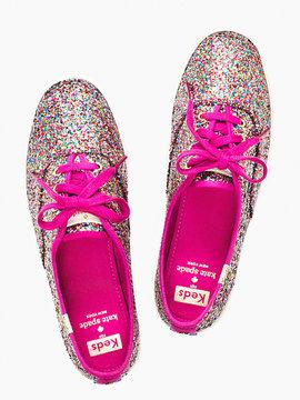 Keds x kate spade new york glitter sneakers