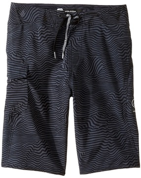 Volcom Magnetic Stone Mod Boardshorts Boy's Swimwear