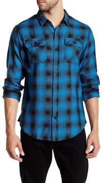 Burnside Eldon Regular Fit Flannel Shirt