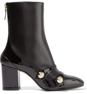 N°21 N° 21 Studded Leather Boots