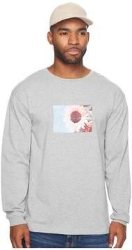 Publish Fomo Long Sleeve Graphic Tee w/ Chest Print Men's T Shirt
