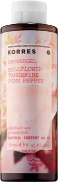 Korres Bellflower Tangerine Pink Pepper Showergel