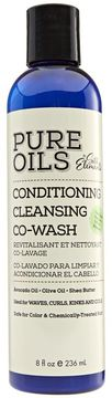 Silk Elements Pure Oils Conditioning Cleansing CoWash