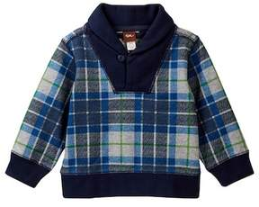 Tea Collection Tartan Popover (Baby Boys)