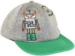 Fendi Monster Embroidered Neoprene Hat