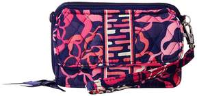 Vera Bradley All In One Crossbody Cross Body Handbags - KATALINA PINK - STYLE