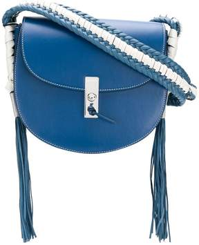 Altuzarra fringed sides detail shoulder bag
