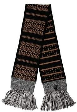 Rag & Bone Knit Fringe Scarf