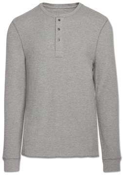 Life After Denim Thermal Long Sleeve Henley
