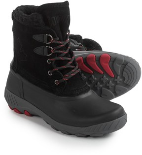 Cougar Maple Sugar Suede Snow Boots - Waterproof, Insulated (For Women)