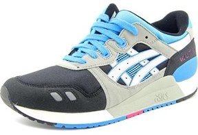 Asics Gel Lyte Iii Gs Round Toe Canvas Sneakers.