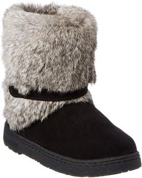 BearPaw Women's Marie Suede Boot