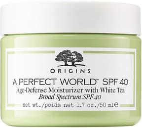 Origins A Perfect World⢠SPF 40 Age-defense moisturiser 50ml