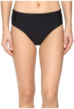 Athena Solids Mid Waist Pants Women's Swimwear