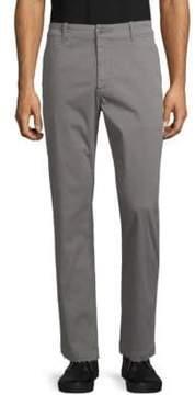 Hudson Cropped Chino Pants