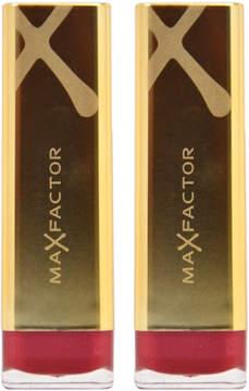 Max Factor Midnight Mauve Colour Elixir Lipstick - Set of Two