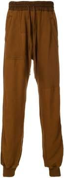 Haider Ackermann jogging pants
