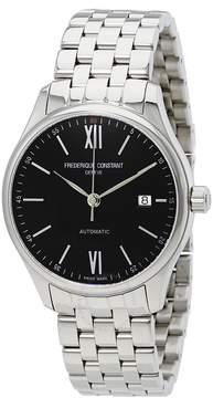 Frederique Constant Classic Automatic Black Dial Men's Watch 303BN5B6B