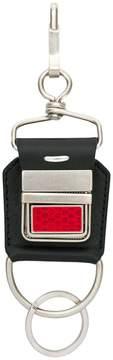 Maison Margiela leather key ring