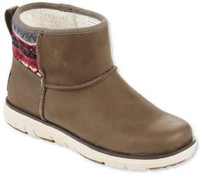 L.L. Bean Women's Mountain Lodge Snow Boots, Low