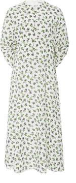 Emilia Wickstead Carmen Floral-Print Dress