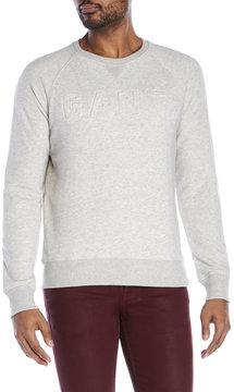 Gant Embossed Grant Sweatshirt