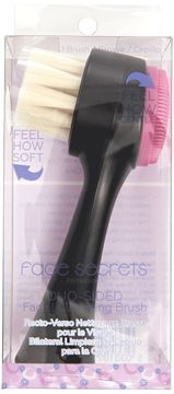Face Secrets Duo-Sided Facial Cleansing Brush