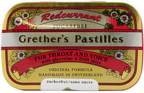 Sugarless Red Currant Pastilles by Grether's (3.75oz Pastilles)