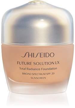 Shiseido Women's Future Solution LX Total Radiance Foundation Broad Spectrum SPF 20 Sunscreen