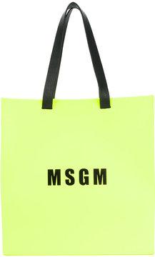 MSGM logo shopper