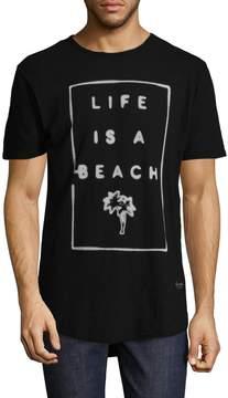 Kinetix Men's Life is a Beach Tee