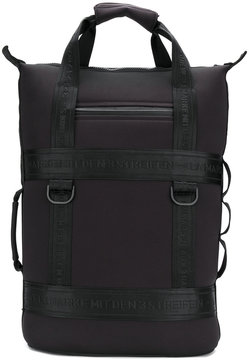 Adidas Originals logo print backpack