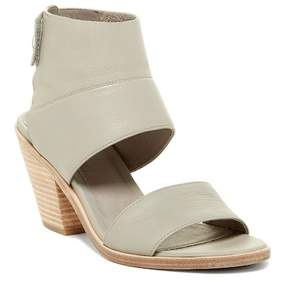Eileen Fisher Art Washed Leather Sandal