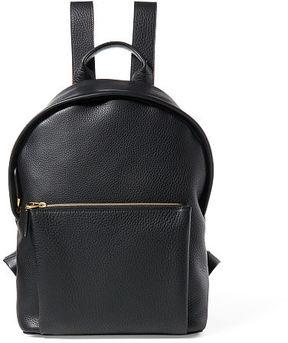 Ralph Lauren Tumbled Calfskin Backpack
