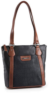 Co STONE AND Stone And Cynthia Leather Tote Bag