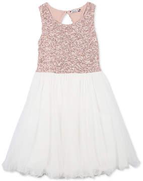 Speechless Toddler Girls Sequin Party Dress