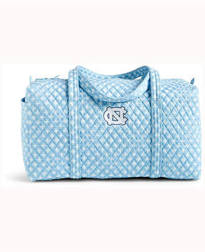 Vera Bradley North Carolina Tar Heels Large Duffel - LIGHTBLUE - STYLE