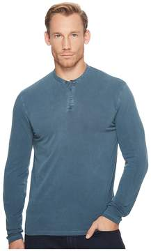 Lucky Brand Saturday Stretch Henley Men's Clothing