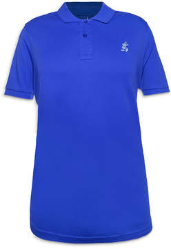 Disney Mickey Mouse Training Fit Polo for Men - Blue