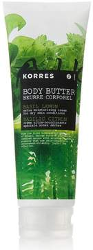 Korres Basil Lemon Body Butter