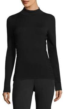 Donna Karan Turtleneck Top