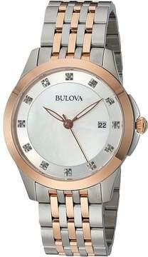 Bulova Diamonds - 98P162 Watches