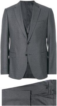 Armani Collezioni slim three piece suit