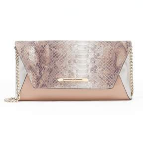 Jennifer Lopez Christie Crossbody Envelope Clutch