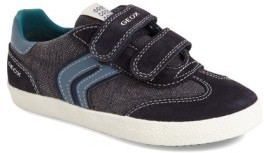 Geox Toddler Boy's 'Kiwi' Sneaker