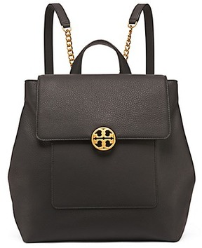 Tory Burch Chelsea Backpack - BLACK - STYLE