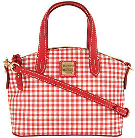 Dooney & Bourke As Is Ruby Bitsy Handbag - ONE COLOR - STYLE